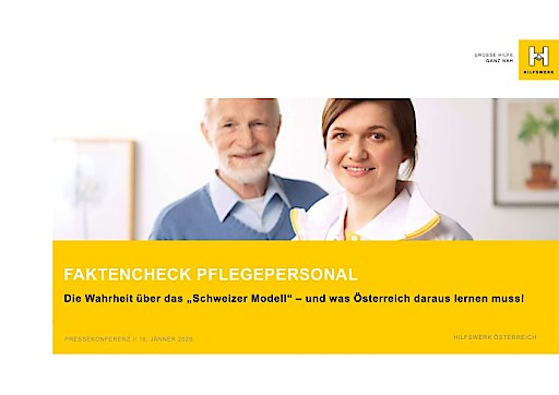 """Faktencheck Pflegepersonal: Die Wahrheit über das """"Schweizer Modell"""" – und was Österreich daraus lernen muss!"""