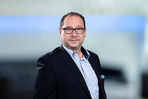 Adolf Markones, Executive Managing Director Ingram Micro Österreich