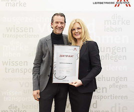 NAVAX erneut als österreichischer Leitbetrieb ausgezeichnet