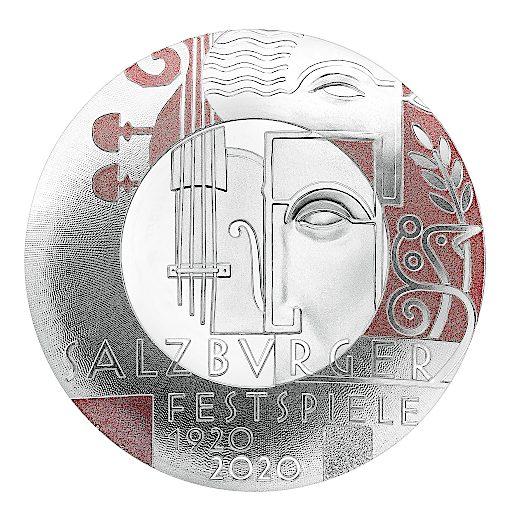 Münzdesign von Helmut Andexlinger