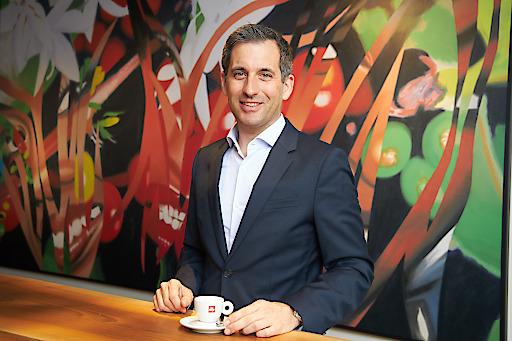 Otmar Frauenholz - GM illycaffè Österreich