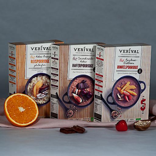 Verival Imagebild 5 Elemente Porridges
