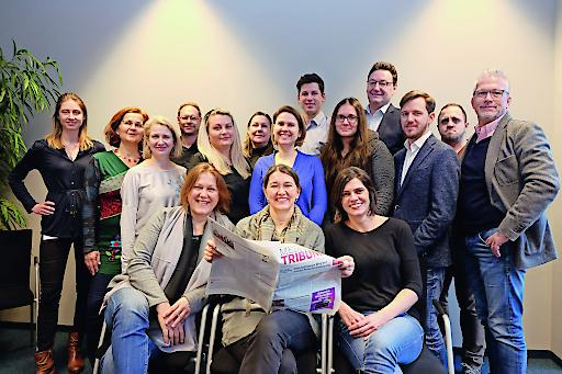 Das Team der Medical Tribune Österreich