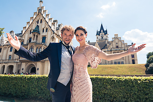 Thommy Ten & Amélie van Tass in Grafenegg