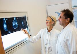 Zentrum für Brustgesundheit im Franziskus Spital: Erfolgreiche erste Re-Zertifizierung