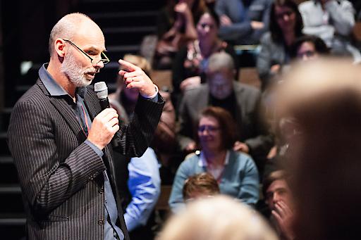 Bernhard Drumel, neue CEO CONCORDIA Sozialprojekte