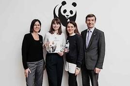 Vöslauer Mineralwasser GmbH und WWF: Kooperation für mehr Nachhaltigkeit