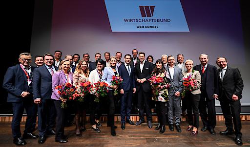 Harald Mahrer als Präsident wiedergewählt