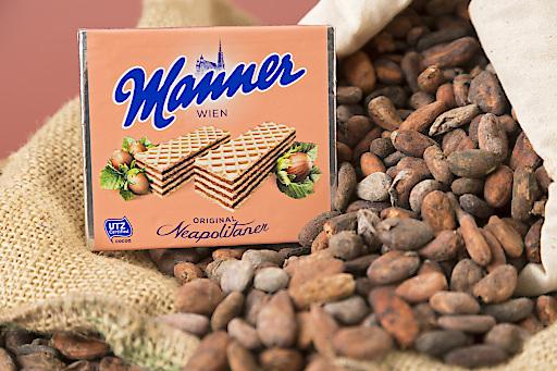 100% zertifiziert nachhaltiger Kakao