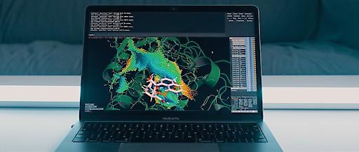 Mittels bioinformatischer Prozesse sucht das österreichische Start-up Innophore Wege, um das Coronavirus zu bekämpfen.