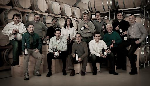 Winzer und Winzerinnen der Renommierten Weingüter Burgenland