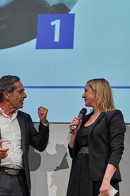 Ehre, wem Ehre gebührt: Die Journalistinnen und Journalisten des Jahres der Schweiz (FOTO)