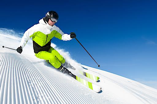 Wintersportunfälle