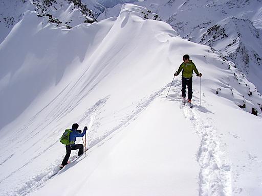 Symbolbild - Skitour Sulzkogel