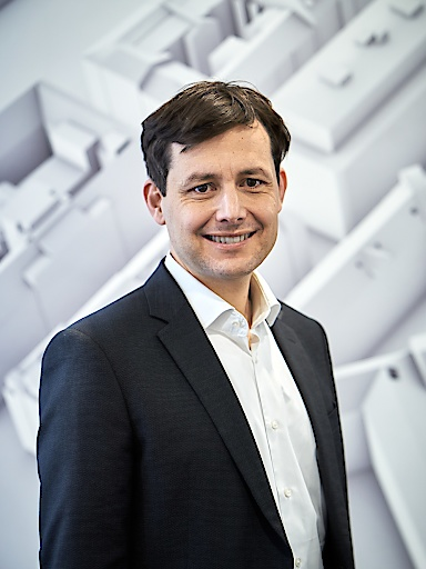 Jens Lütcke, Deputy CEO der Blue Code International AG