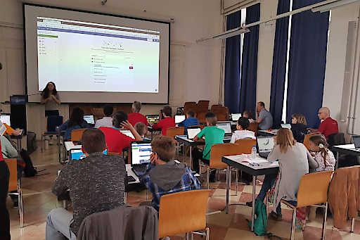 Kids Workshop am WordCamp Vienna 2019