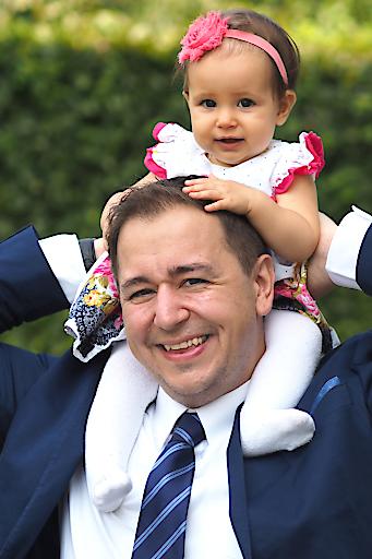 Geschäftsführer Peter J. Zehetner ist selbst Vater von vier Kindern