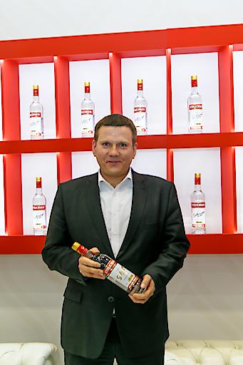 Stolichnaya_Alexej Maklakow, Generaldirektor von FKP Sojuzplodoimport