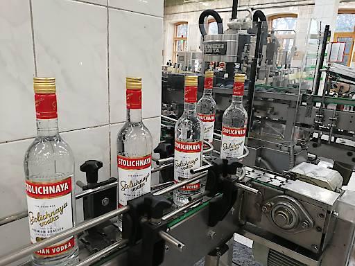 Stolichnaya Produktion