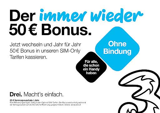 Neue Optimal SIM und MyLife SIM Kunden sparen Monat für Monat.