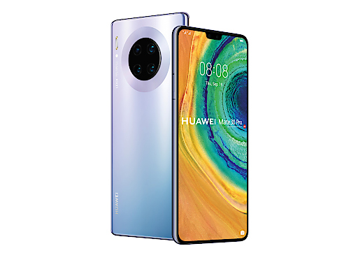 Zuerst bei Drei: Huawei Mate30 Pro.