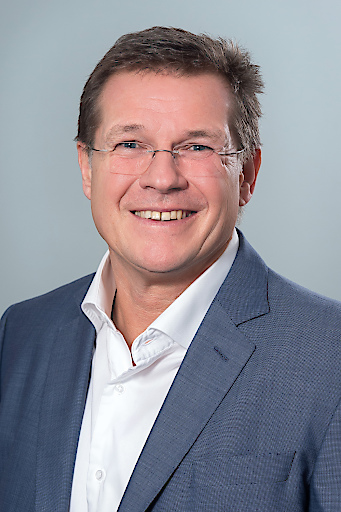 Ulrich Grottenthaler, Business Unit Head Consumer Healthcare