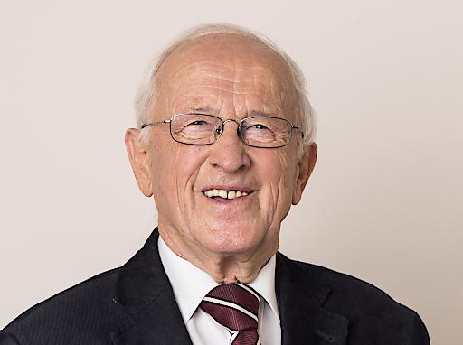 Fussl-Seniorchef Karl Mayr