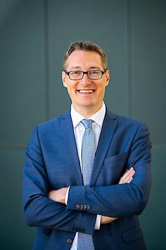 Martin Fleischhacker, Geschäftsführer Wiener Zeitung