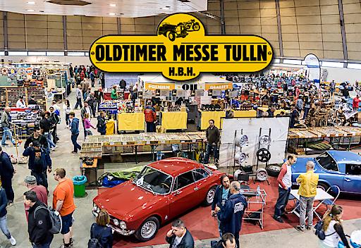 Der einzigartige Oldtimer Teilemarkt bietet auch dieses Jahr wieder alles, was das Oldtimerherz begehrt.