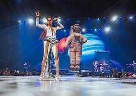 ANDREA BERG MOSAIK-LIVE ARENA TOUR steht für ausverkaufte Hallen & eine bombastische Bühnenshow - Anfang März geht die Tour weiter...