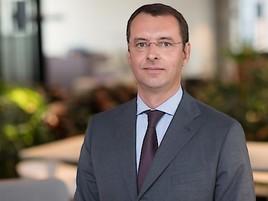 Patrick Zehetmayr leitet den Bereich Commercial Real Estate bei Erste Group