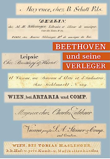 """Die Wienbibliothek im Rathaus verfügt über eine beachtliche Anzahl von Briefen Ludwig van Beethovens, die auch online in der Sammlung der Digitalen Wienbibliothek verfügbar sind. Diese Briefe bilden zusammen mit einer Auswahl an Kompositionen Beethovens sowie zahlreichen Erst- und Frühausgaben den Kern der Ausstellung zum Beethoven-Gedenkjahr 2020: """"Beethoven und seine Verleger"""" (28. Februar bis 30. Oktober 2020) gibt Einblicke in die Lebensumstände einer ambivalenten Künstlerpersönlichkeit und zeigt einen Grenzgänger zwischen höchsten künstlerischen Idealen und den Erfordernissen des Alltags. Im Rahmen der Ausstellungseröffnung am 27. Februar wird ein kurzes, bisher nicht bekanntes Klavierstück Ludwig van Beethovens uraufgeführt."""