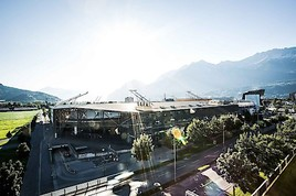Das Tivoli Stadion Tirol wird rauchfrei
