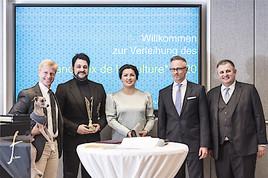 """Grand Prix de la Culture 2020"" geht an Tenor Yusif Eyvazov"
