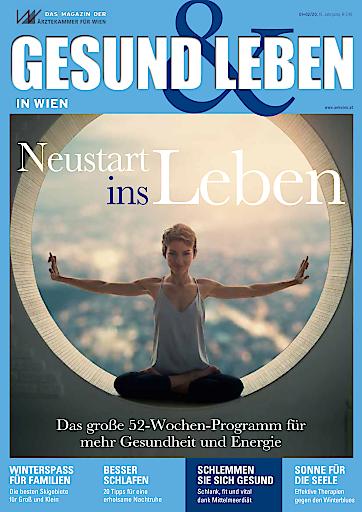Das neue Patientenmagazin der Ärztekammer für Wien