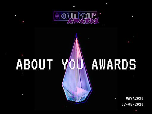 """ABOUT YOU Awards 2020 / Weiterer Text über ots und www.presseportal.de/nr/120752 / Die Verwendung dieses Bildes ist für redaktionelle Zwecke honorarfrei. Veröffentlichung bitte unter Quellenangabe: """"obs/About You GmbH"""""""