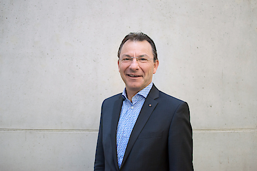Prof. (FH) Dr. Thomas Madritsch, Geschäftsführer der FH Kufstein Tirol.