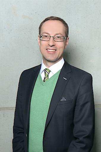 Prof. (FH) Dr. Mario Döller, Rektor der FH Kufstein Tirol.
