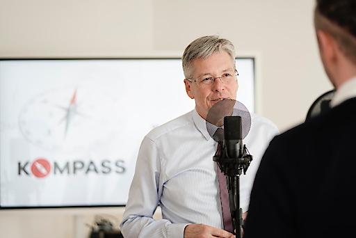 BILD zu OTSSPÖ – 2. Kompass-Podcast-Folge von LH Kaiser zum Thema Gesundheits- und Sozialpolitik -