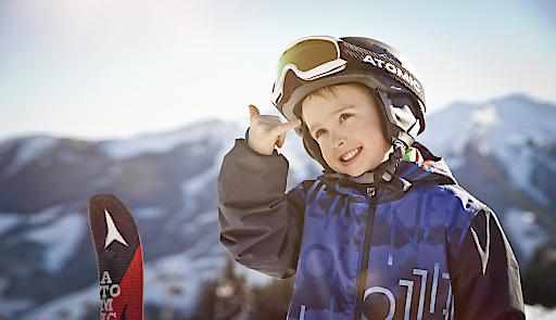 "Skiurlaub mit Kids im ""Home of Lässig"""