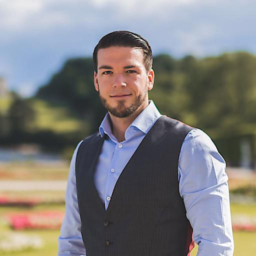 Manuel Plachner, MSc, MRICS Board-Vorsitzender der ÖVI Young Professionals