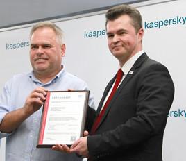 Kaspersky erhält ISO-27001-Zertifizierung