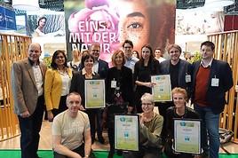 Erstmals fünf GREEN-BRANDS-Auszeichnungen für eine Marke: WELEDA erhält GREEN BRANDS-Siegel für Österreich, Tschechien, Ungarn und die Schweiz (FOTO)