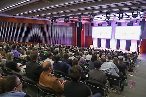 Der Powertag ist ein jährlicher Pflichttermin für die Mitglieder und Lieferpartner der HOGAST. Heuer findet das Frühjahrsevent zum zweiten Mal im Design Center Linz statt.