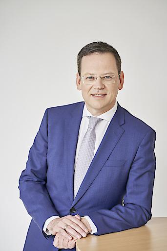Klaus Kumpfmüller ist ab August CEO der HYPO OÖ