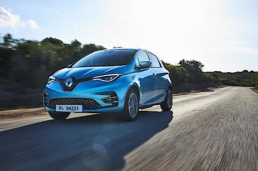 Renault verdoppelt für sein Bestseller-Elektroauto ZOE ab März 2020 den E-Mobilitätsbonus auf 6.600 Euro.