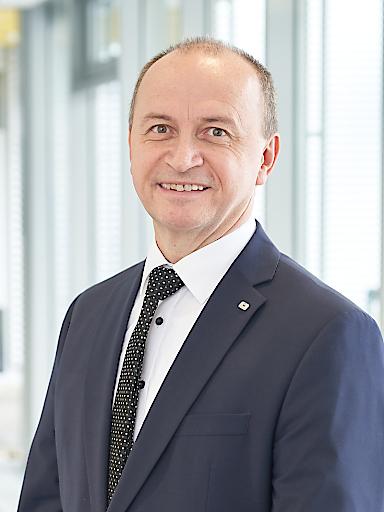 Mag. Mag.(FH) Konrad Kogler, Vorstand NÖ Landesgesundheitsagentur