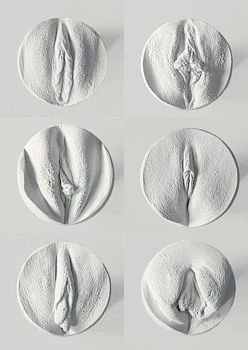 """Postkarte aus dem Projekt """"Viva la Vulva"""" Credit: Museum für Verhütung und Schwangerschaftsabbruch (MUVS)"""