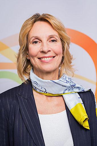 Sabine Möritz-Kaisergruber wird erneut zur Präsidentin des Österreichischen Biosimilarsverbandes gewählt