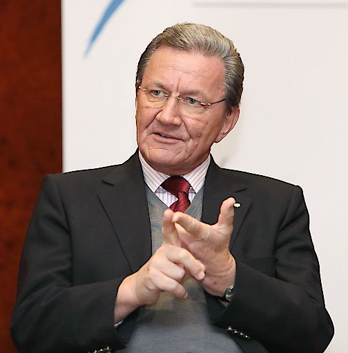 Prof. Dr. Gerd Prechtl, Präsident ARGE RTK (Round Table Konferenzhotels)